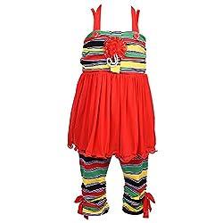 Wish KaroCasual wear top and capri setCSL96