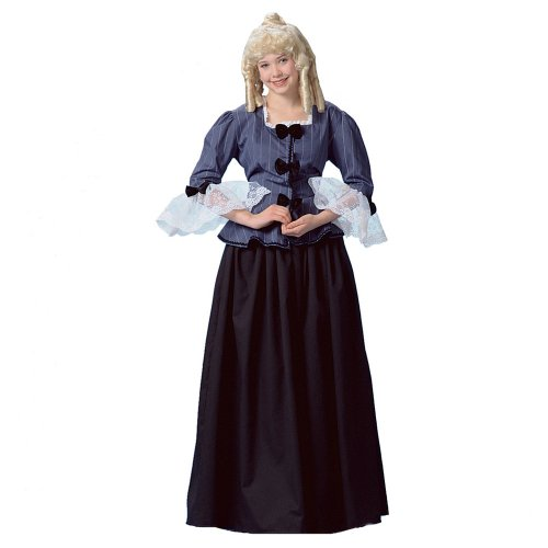 Adults' Colonial Woman Costume