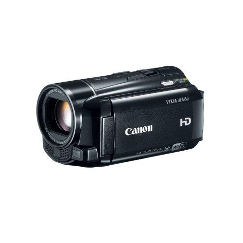Canon VIXIA HF M50 - 6094B001 - Full HD Camcorder