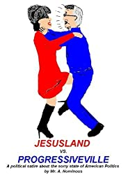 Jesusland vs. Progressiveville