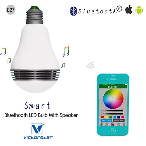 victorstar-led-smart-music-light-bulb-build-in-bluetooth-40-audio-speaker-16-million-colors-by-andro