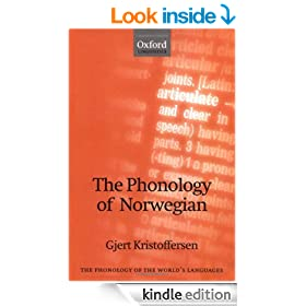 The Phonology of Norwegian (The Phonology of the World's Languages)