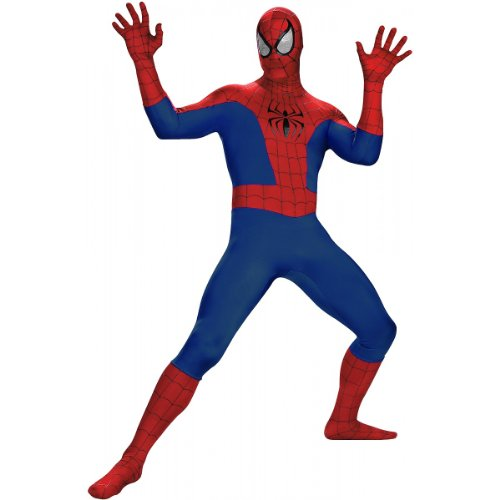 The Amazing Spider-Man Super Deluxe Spider-Man Adult Costume - 42-46