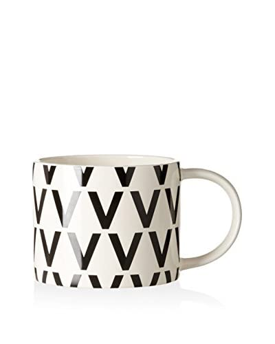 Kate Spade Saturday V Monogram Mug