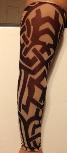 tribal-printed-tattoo-sleeve-by-walgreen