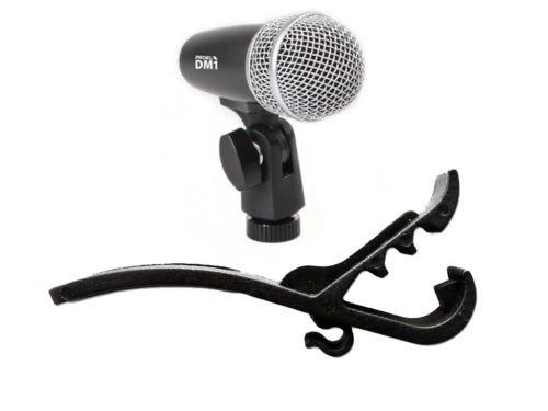 Microfono dinamico PROEL DM1 professionale per percussioni con supporto