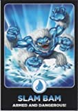 Skylanders Giants No. 004 SLAM BAM - Original Characters Individual Trading Card