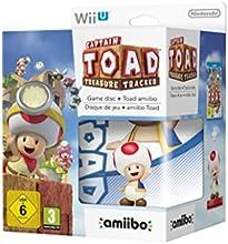 Captain Toad : Treasure Tracker + Amiibo 'Super Mario Bros' - Toad - édition limitée