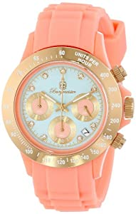 Burgmeister Women's BM514-034 Florida Chronograph Watch