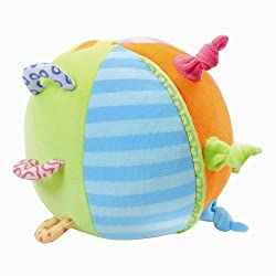 Babyfehn Big Activity Ball with Ding Dong