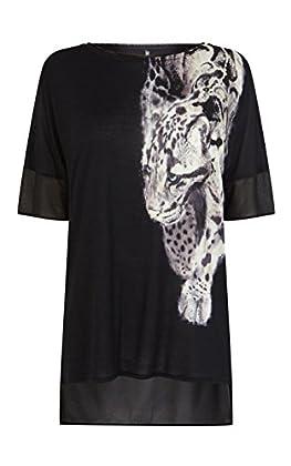 Animal printed t-shirt