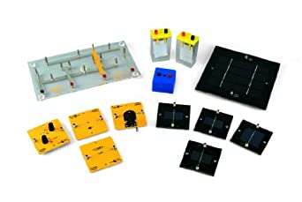 3B Scientific U10970 15 Piece Photovoltaics Equipment Set