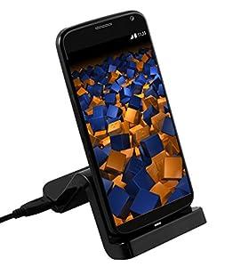 mumbi USB Dock Motorola Moto X Dockingstation / Ladestation + USB Datenkabel
