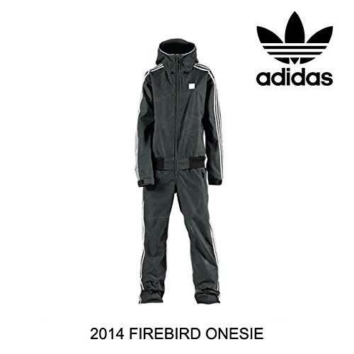 2014 ADIDAS アディダス WOMEN'S FIREBIRD ONE PIECE BLACK S (USサイズ) [並行輸入品]