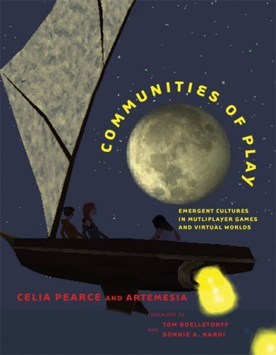 Communities Of Play: Emergent Cultures In Multiplayer Games And Virtual Worlds front-633845