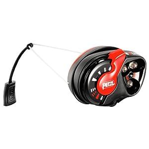 Petzl E02 P2 e+LITE Headlamp with Integrated Whistle