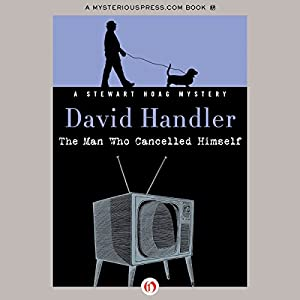 The Man Who Cancelled Himself Audiobook
