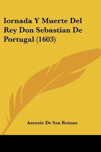 Iornada y Muerte del Rey Don Sebastian de Portugal (1603)