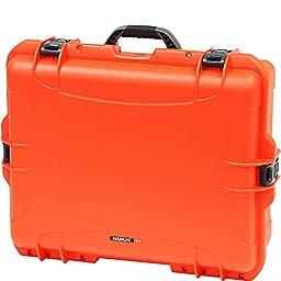 Nanuk 945 Hard Case with Padded Divider (Orange)