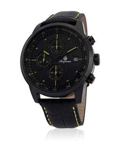 Burgmeister Reloj de cuarzo Maui BM607-620A Negro 44  mm
