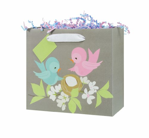 The Gift Wrap Company Gift Bags, Nesting, Small, 12 Count front-684388