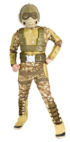 Deluxe Desert Warrior Costume