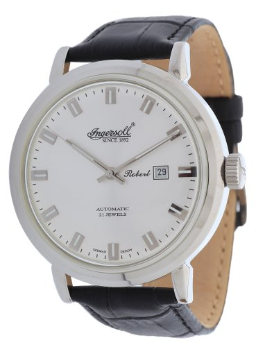 Ingersoll Women's Automatic Watch IN8005SL with Leather Strap
