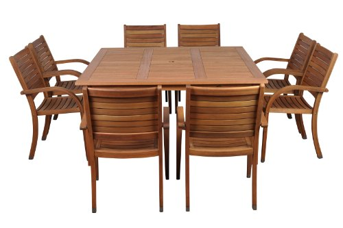 Amazonia-Arizona-9-Piece-Eucalyptus-Square-Dining-Set