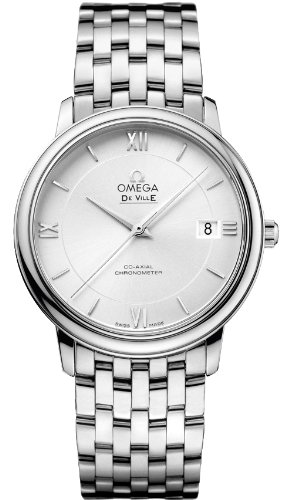 Omega Deville Prestige Co-Axial Mens Watch 424.10.37.20.02.001