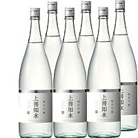白瀧 上善如水 純米吟醸 1.8L × 6本