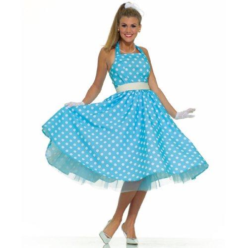 Summer Daze 50S Costume Dress