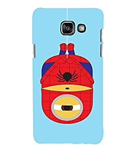 EPICCASE Hanging Minion Mobile Back Case Cover For Samsung Galaxy A5 (Designer Case)