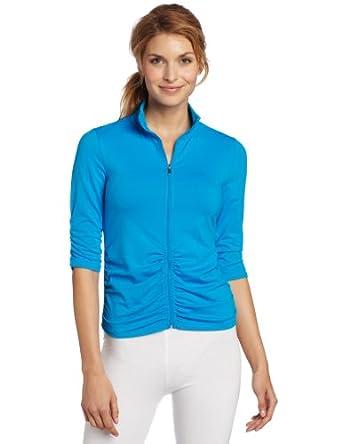 (狂降)凯文克莱Calvin Klein Performance Jacket 美女深橙色外套$31.36