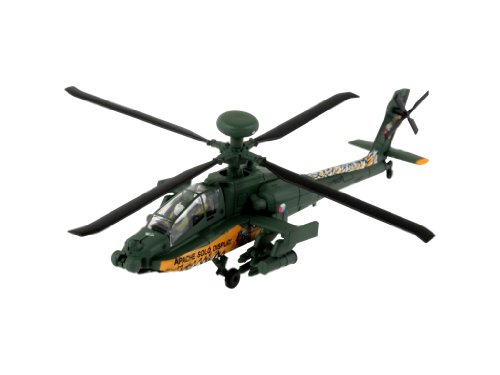 Revell of Germany AH-64 Apache Plastic Helicopter Model Kit - 1