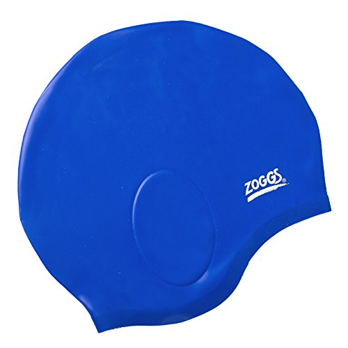 Zoggs 300767-430 Ultra-Fit - Silicone Cap (Royal) (Zoggs Swim Cap compare prices)