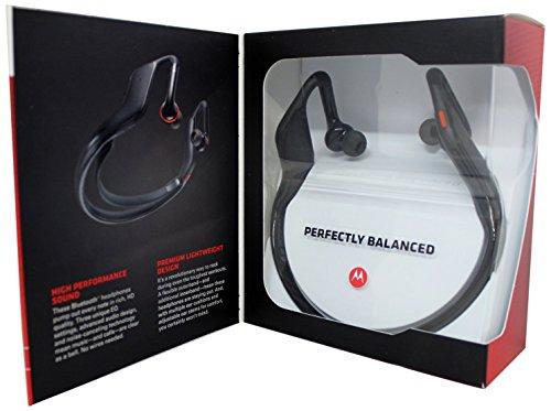 Motorola S11 HD Wireless Stereo Headphones - Retail Packaging - Black (Motorola S11 Hd Retail Packaging compare prices)