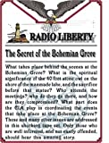img - for The Secret of the Bohemian Grove book / textbook / text book