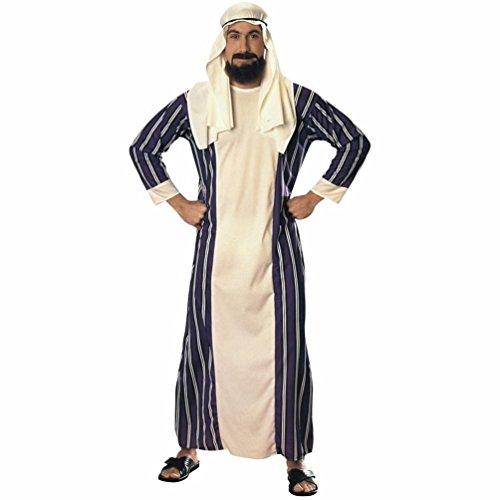 Memem (Deluxe Arabian Sultan Adult Costumes)