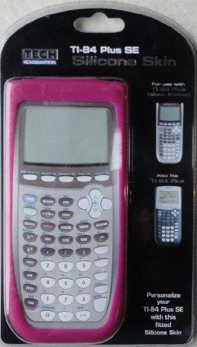 TI-84 Plus SE Silicone Skin, Pink