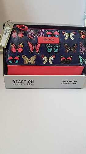 kenneth-cole-reaction-triple-section-cosmetic-case