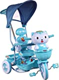 Triciclo Smart-Trike ARTI Kotek New Cat Kitty Blue