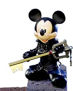 Square Enix Kingdom Hearts 2 King Mickey (Organization XIII Version) Action Figure