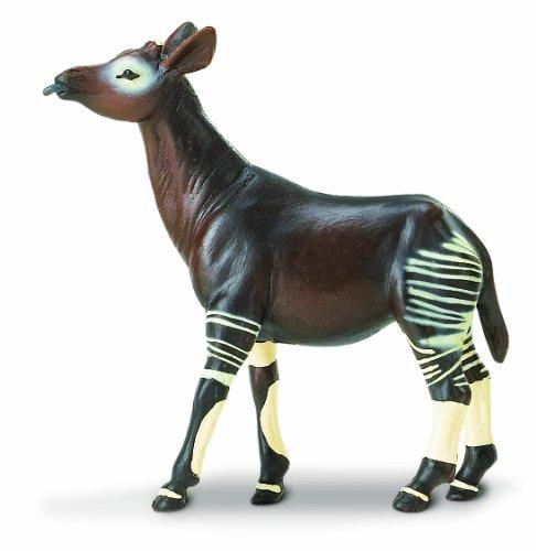 Safari Ltd  Wild Safari Wildlife Okapi