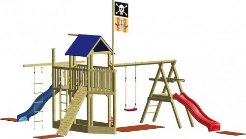 WINNETOO Pirat 7 Spielturm kaufen