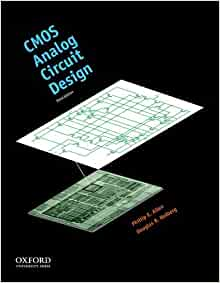 And allen circuit analog publication design oxford cmos download free holberg