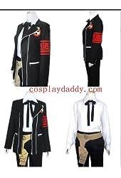 Persona 3 Boys School Uniform Cosplay Costume Moonlight Hall Dress