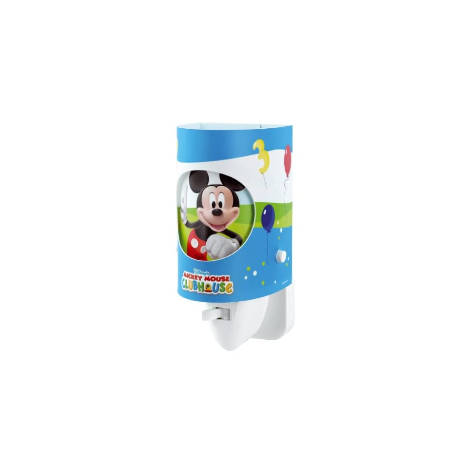 Dalber 63855L Nachtlicht Mickey Mouse Kinderzimmer Lampe ...