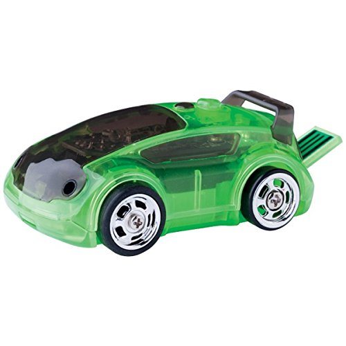 Voiture télécommandée par smartphone Carbot DeskPets coloris vert Desk Pets DP-CB-1071-G