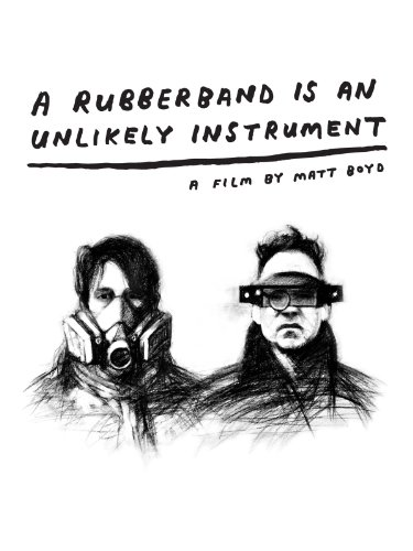 Rubberband is an Unlikely Instrument