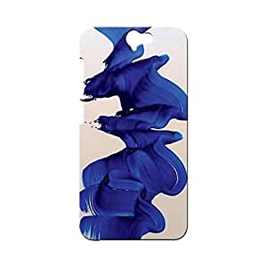 BLUEDIO Designer Printed Back case cover for HTC One A9 - G5119